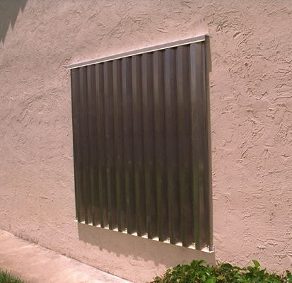Storm Panels The Most Affordable Hurricane Protection
